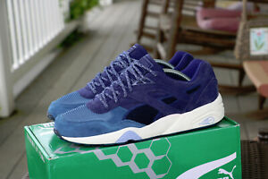 DS-BWGH-x-Puma-r698-OG-039-Bluefield-039-Size-10-5-Blaze-of-Glory-Disc-RS-X-Clyde
