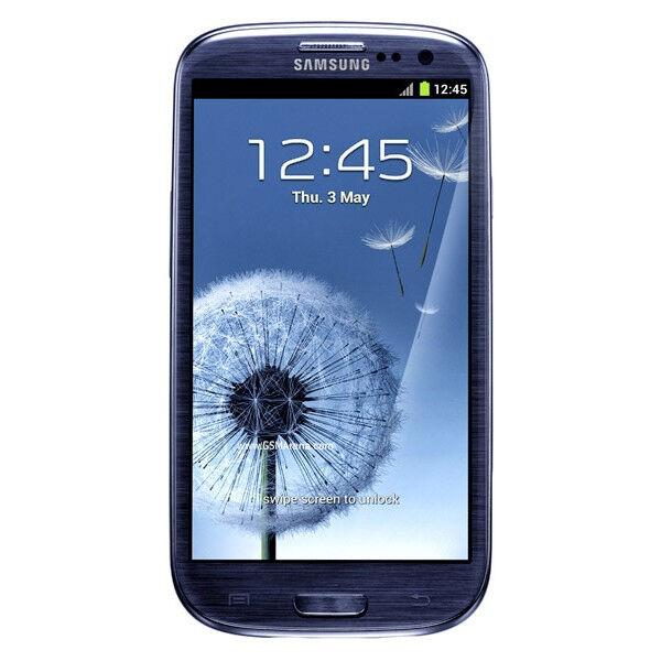 Samsung Galaxy S III SGH-I747M - 16GB - Pebble Blue (Unlocked) Canadian Model