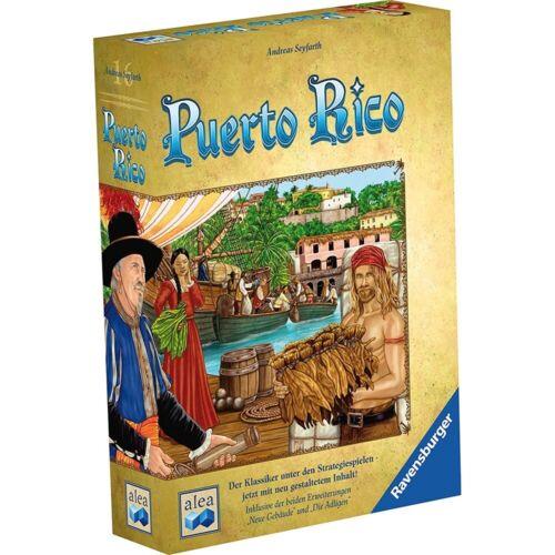 Puerto Rico Das Kartenspiel