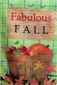 Fabulous-Fall-Standard-House-Flag-by-Toland-3007-28-034-x-40-034-Autumn
