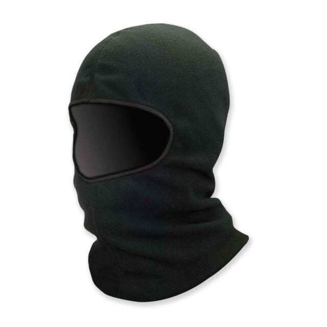 Ergodyne N-Ferno 6821 Balaclava Fleece Face Mask Black for sale online