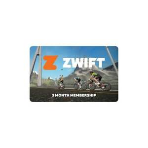 Details about Zwift 3 Month Membership