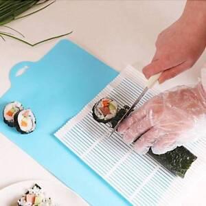 1pc Non-Stick DIY Sushi Maker Kit Rice Roll Plastic Mold