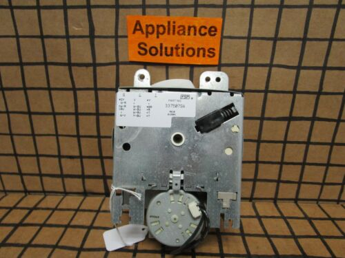 Kenmore Dishwasher Timer w//Cam  3375079  **30 DAY WARRANTY