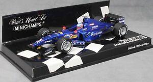Minichamps-PROST-AP02-Barcelone-Test-F1-1999-Jenson-Button-400990119-LTD-ED-648