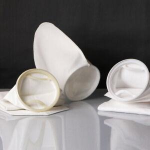 Welded-Industrial-Filter-Large-Felt-Sock-Bags-Water-Diesel-WVO-Size-2-7-034-x-32-034