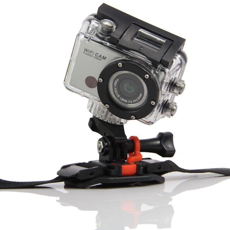 Étanche 5.0MP Full HD 1080P Action Sport Caméra Cam WIFI DV-WDV5000 Caméscope