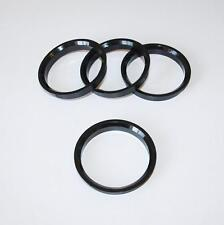 x4 Centre Spigot Rings 64 - 57.1mm Borbet Alloys to fit VW