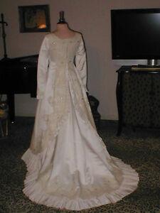 Vintage LoVece COUTURE Wedding Gown | eBay