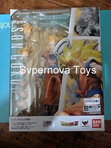 Bandai S.H.Figuarts Dragon Ball Z Super Saiyan SON GOKU SS3 Super saiyan IN USA