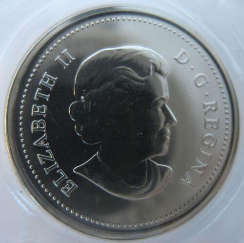 RCM Original Sealed 2010-25-cents Wedding Roses NBU One Coin