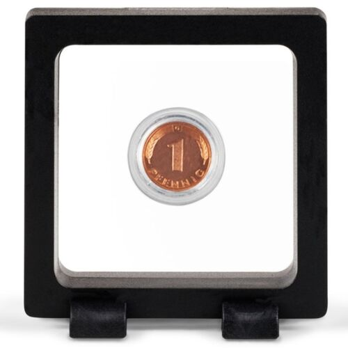 Coin Stamp Rocks Display Frame New Lighthouse Floating Mini Case 70x70 Free USA