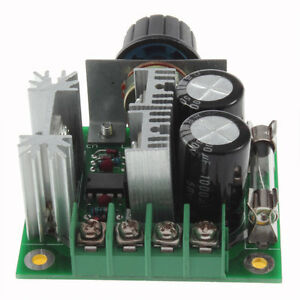 New 12V-40V 10A 13khz Pulse Width Modulation PWM DC Motor Speed Control Switch T