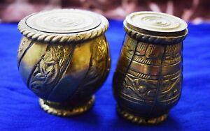 Indian-Tabla-Music-Beautiful-Design-Zakir-Hussain-Style-Brass-Table-Decor-BM310