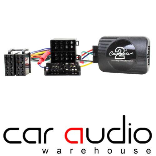 Fiat Punto 1999-2005 ERISIN Car Stereo Radio Steering Wheel Interface Control
