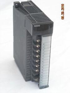 Mitsubishi Melsec-Q QX80 Input Unit | eBay
