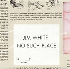 No Such Place by Jim White (CD, Oct-2007, Luaka Bop)