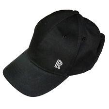 ROLLS ROYCE GENUINE BLACK BASEBALL HAT/ CAP 80212208552