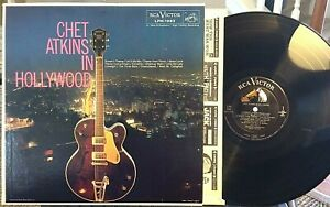 Chet-Atkins-In-Hollywood-LP-RCA-LPM-1993-1959-Mono-NM-EX
