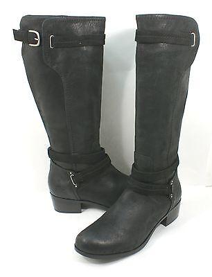 921d45c1d52 UGG Australia Darcie Boot Black Nubuck Leather Size 11 $295 #1004172 | eBay