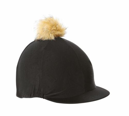 5 Couleurs Shires Pom Pom Crâne Chapeau Couverture Soie Taille