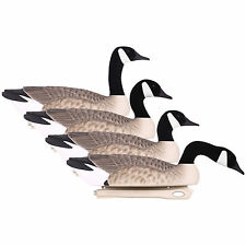 Hardcore HC Pro-Series Canada Goose Floaters Touchdown 4 Pack Waterfowl New!