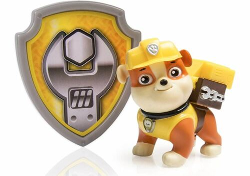 Paw Patrol Action Pack Pup /& Badge Rubble