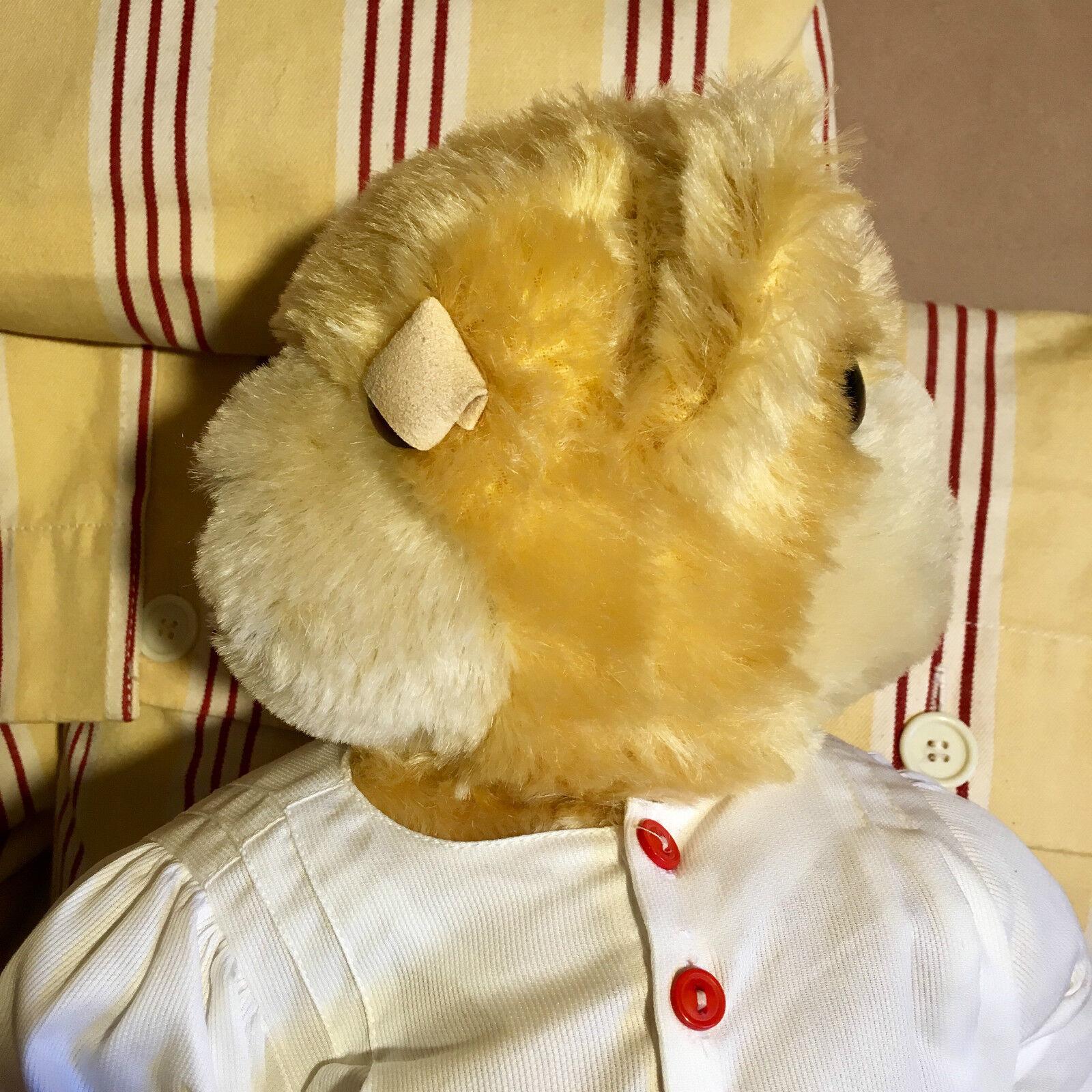SIGIKID Gute-Nacht-Bär mit Tag- und Nachtgesicht Auflage / limit. Auflage Nachtgesicht 3000 Bären 45905a