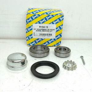 Set Bearing Rear Wheel SNR Audi Coupe' - Seat Ibiza For 311405645B