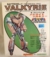 Vintage Macross Robotech Model Vf-1a Battroid Valkyrie 1/200 Nichimo Complet