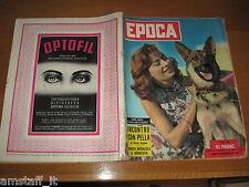 RIVISTA EPOCA 1953/156=SOFIA LOREN=TINA DI LORENZO=RONALDO LA STARZA=