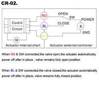 "New 1/2"" 3 Way T Port Brass Motorized Ball Valve,DC5V/12V Electrical Ball Valve"