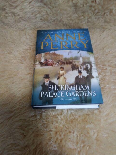 Buckingham Palace Gardens (Thomas Pitt Mystery, Book 25