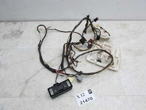 2001 2002 lincoln ls overhead console roof lamp light wire wiring image is loading 2001 2002 lincoln ls overhead console roof lamp