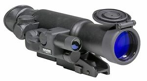 Firefield-FF16001-NVRS-3x-42mm-Gen-1-Night-Vision-Riflescope-Black-IR-Scope-New