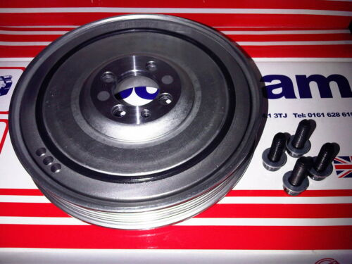 FIAT CROMA IDEA MULTIPLA 1.9 D TD JTD 1910cc DIESEL NEW CRANK SHAFT PULLEY