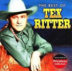 The Best of Tex Ritter [Collectables] by Tex Ritter (CD, Jul-2006, Collectables)