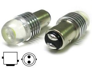 Par-De-Lamparas-Led-BAY15D-1157-P21-5W-2W-12V-Energia-LED-360-Grados-Blanco-frio