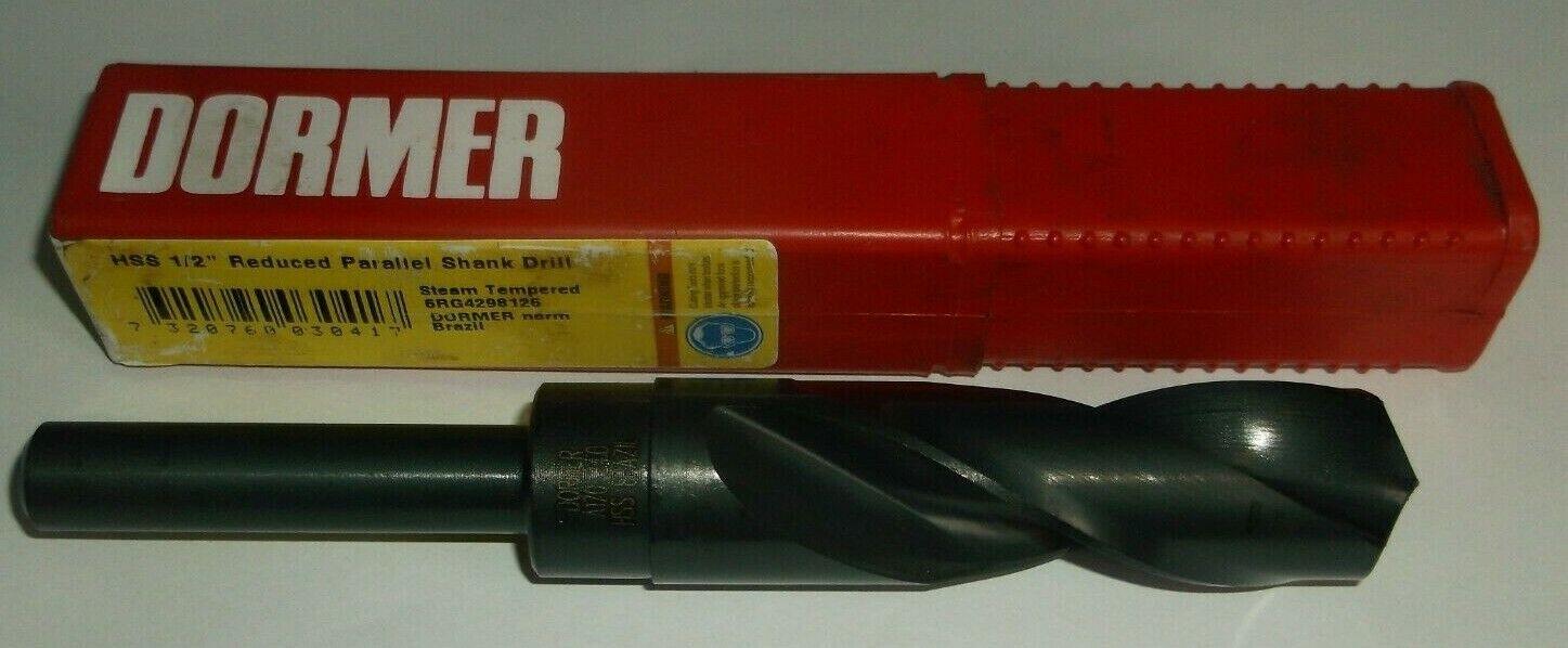 Dormer 24mm A170 Hss 1 2  rotuced Parallel Shank Drill 24.0mm 24.00mm