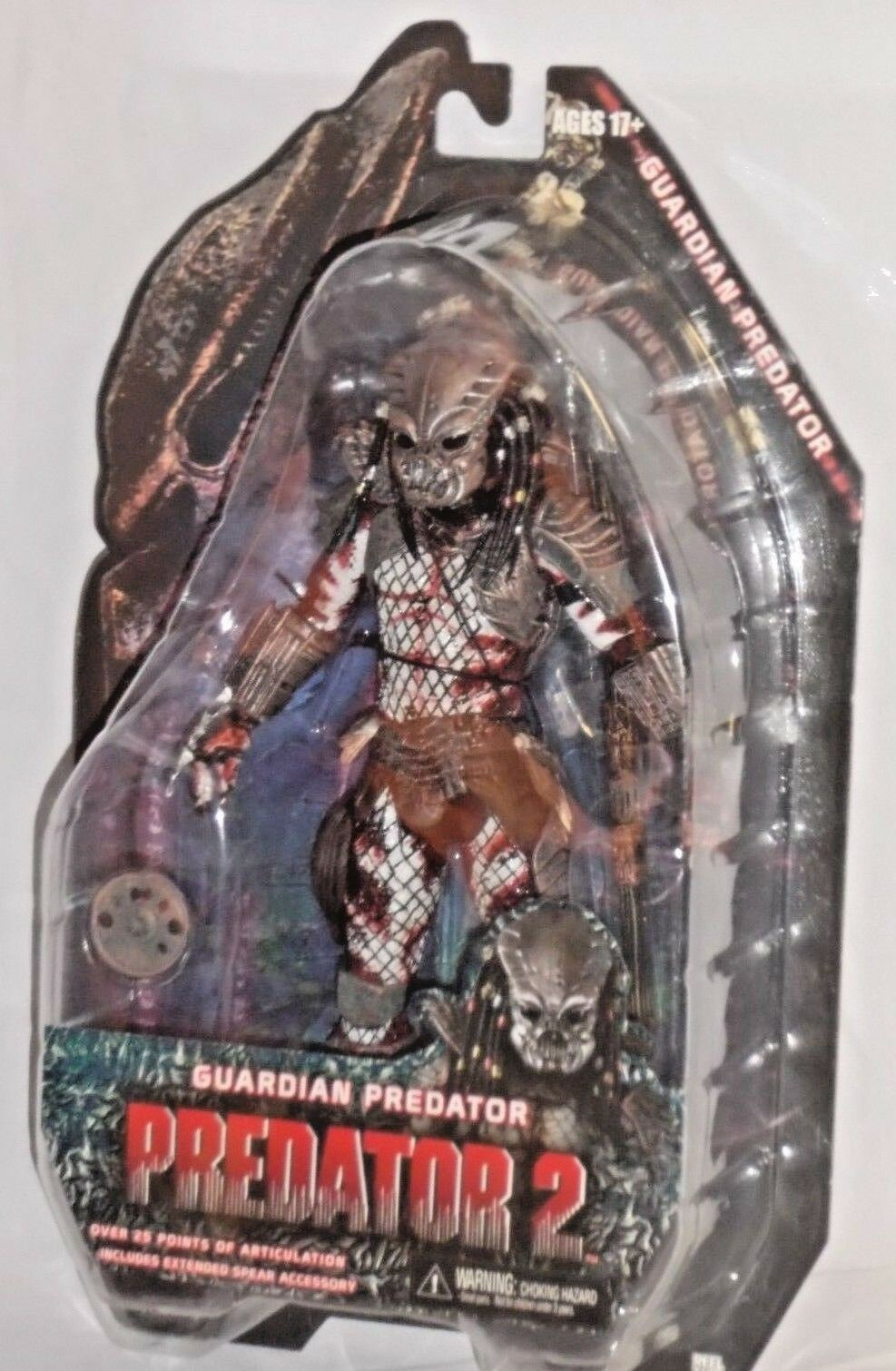 Misp neca protator 2 - serie 5 guardian kult - alien - horrorfilm  action - figur.