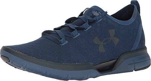 c1fdf5ee5ef8 Under Armour Mens UA Charged Charged Charged Coolswitch Run Blackout  Navy Blackout Navy Blue