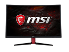"""MSI Optix G27c2 27"""""""" FHD Curved Gaming Monitor 144hz Wide View True Colors"""