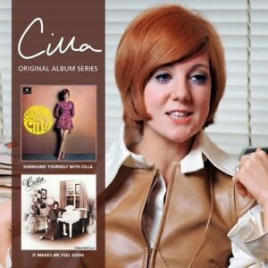Cilla-Black-Surround-Yourself-With-Cilla-It-Makes-Me-Feel-Good-New-CD-Expa