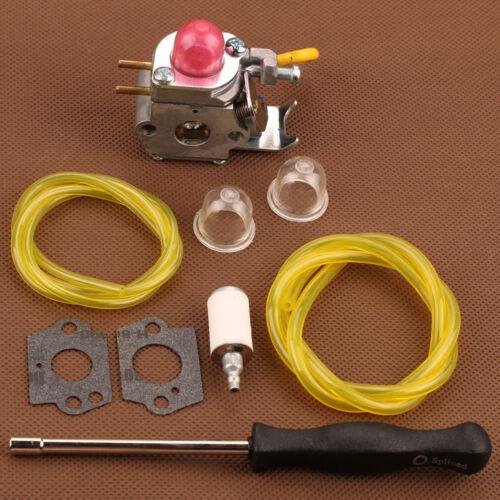 "Carburetor For Craftsman Weedeater MX550 Featherlite Xtreme 16/"" 5cc Gas Trimmer"