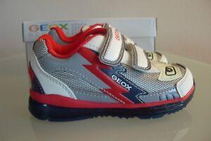 Details zu Geox Blink Schuhe Kinder Sneaker blinkschuh Sportschuhe Größe 22 Neu Top