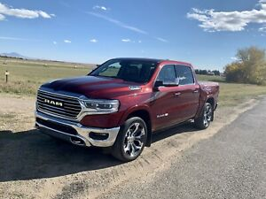 2019 Dodge Ram 1500 Longhorn