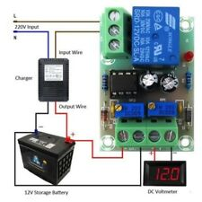 12V Intelligent Charger Module Power Supply Controller Board Automatic Charger