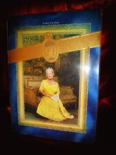 Vintage Walkers Queen Elizabeth Mother Mum 90th Birthday ADVERTISING TIN Storage