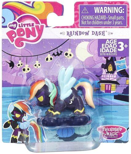 My Little Pony Friendship is Magic Rainbow Dash Mini Figure Dark
