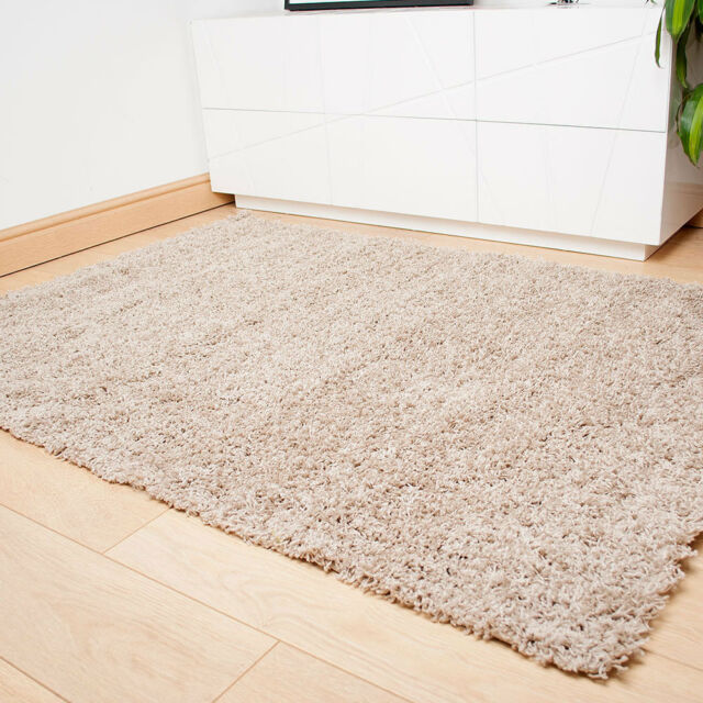 Thick Shaggy Rug, Thick Pile, Soft Touch, Heavy Mats, Great Quality, Cheap Price